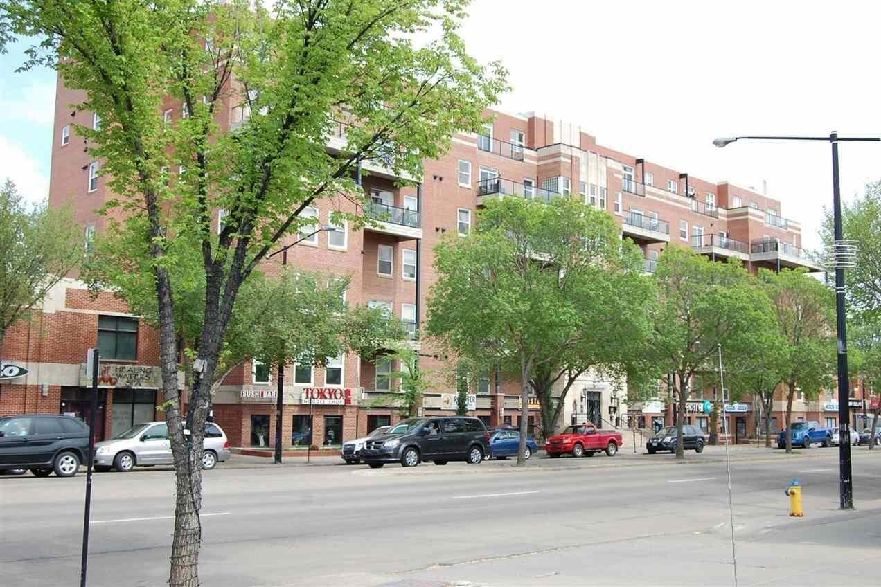 Condo for sale at 10728 82 Av NW Unit 204 Edmonton Alberta - MLS: E4199376