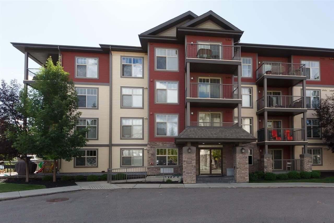Condo for sale at 111 Ambleside Dr SW Unit 204 Edmonton Alberta - MLS: E4212766