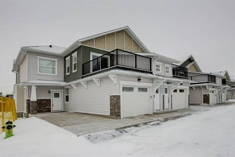 Townhouse for sale at 115 Sagewood Dr Unit 204 Airdrie Alberta - MLS: C4286112