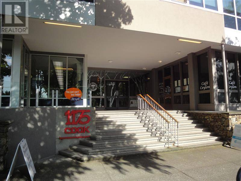 Commercial property for lease at 1175 Cook St Apartment 204 Victoria British Columbia - MLS: 415854