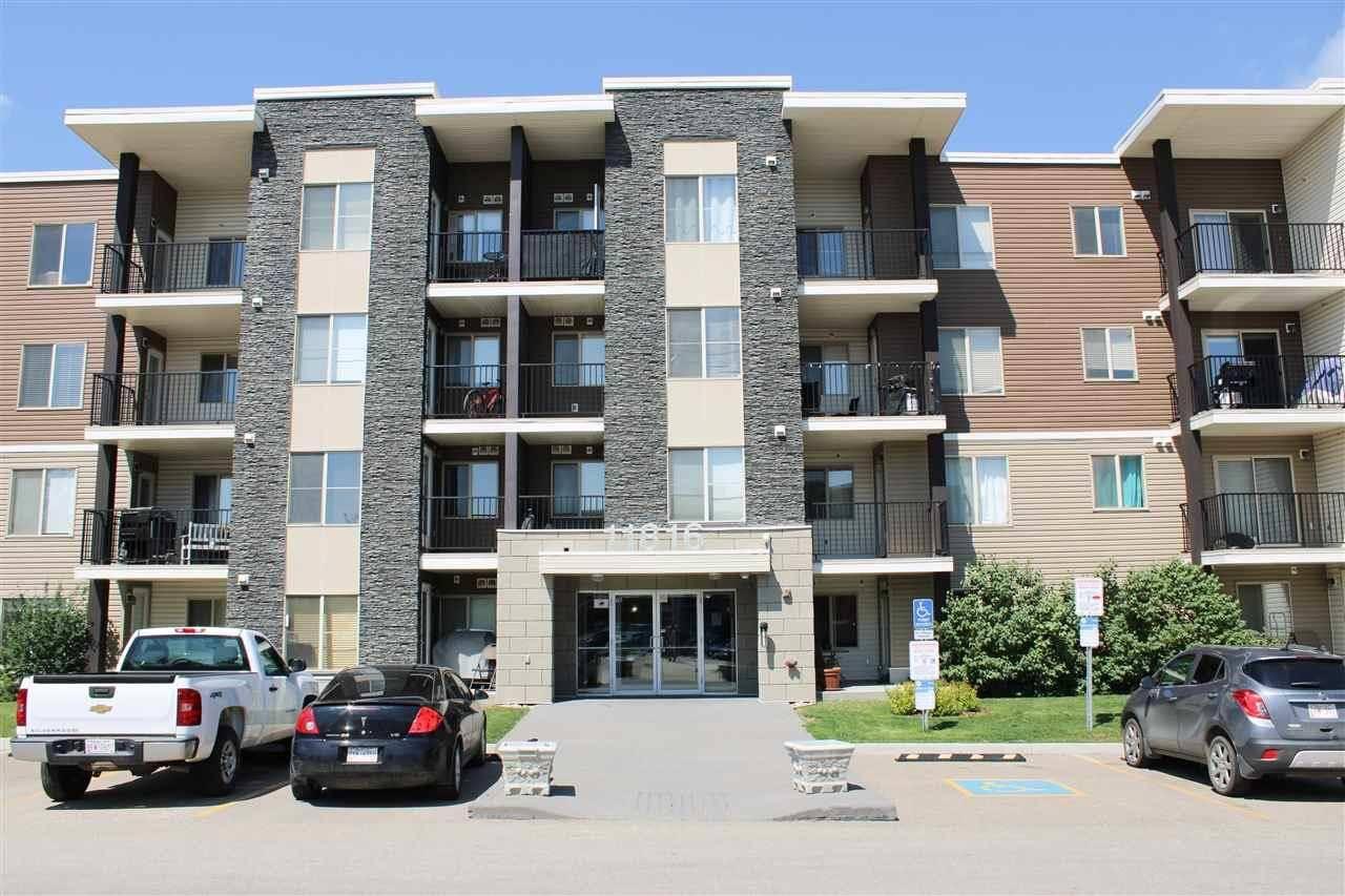 Condo for sale at 11816 22 Ave Sw Unit 204 Edmonton Alberta - MLS: E4163267