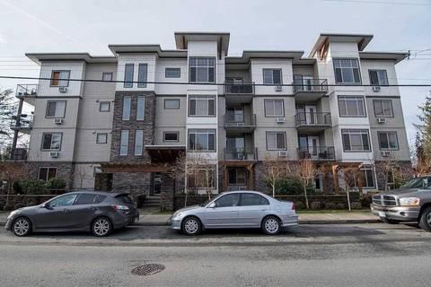 Condo for sale at 11887 Burnett St Unit 204 Maple Ridge British Columbia - MLS: R2332795
