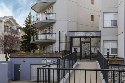 Condo for sale at 11933 106 Ave Nw Unit 204 Edmonton Alberta - MLS: E4142624