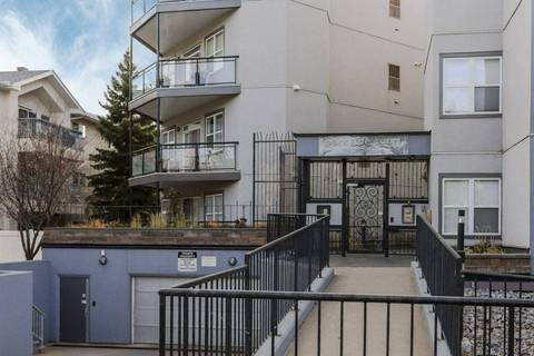 Condo for sale at 11933 106 Ave Nw Unit 204 Edmonton Alberta - MLS: E4163285
