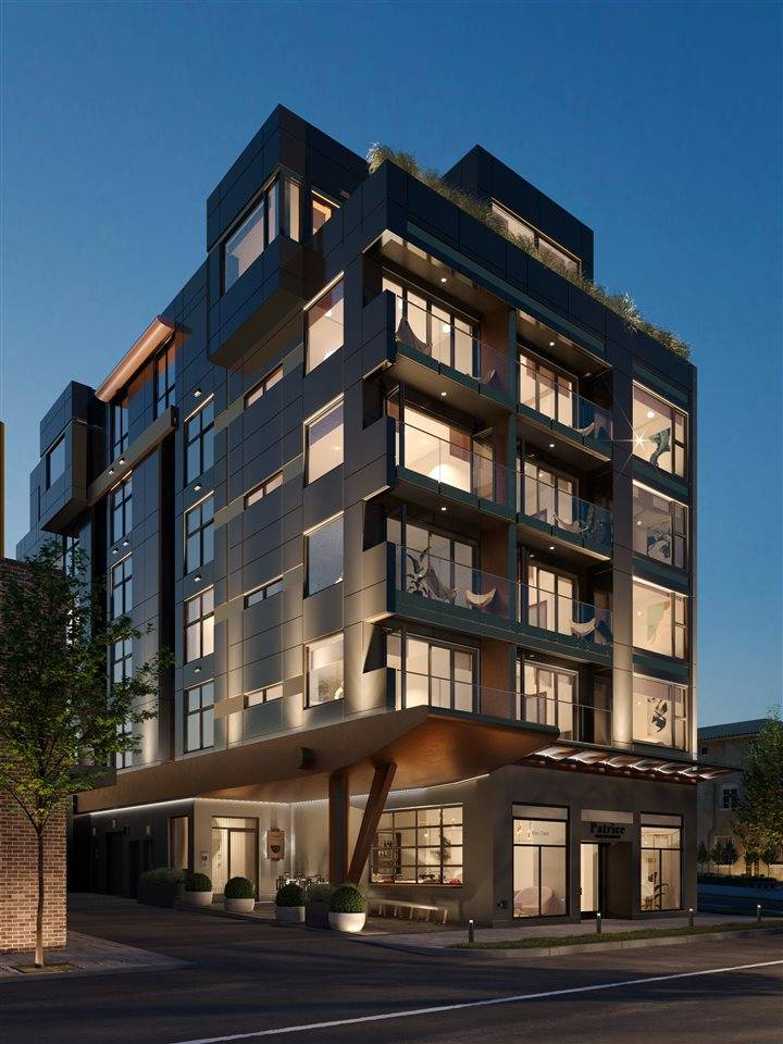 Buliding: 138 East 8th Avenue, Vancouver, BC