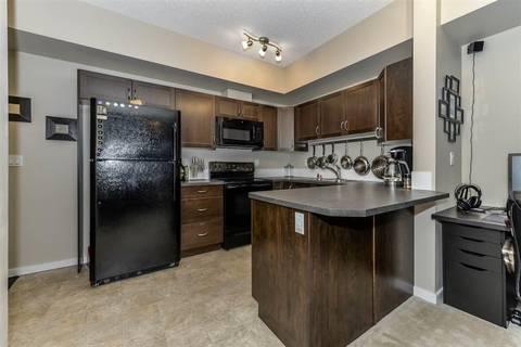 Condo for sale at 13835 155 Ave Nw Unit 204 Edmonton Alberta - MLS: E4155600