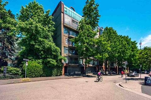 Condo for sale at 1515 2nd Ave W Unit 204 Vancouver British Columbia - MLS: R2448319