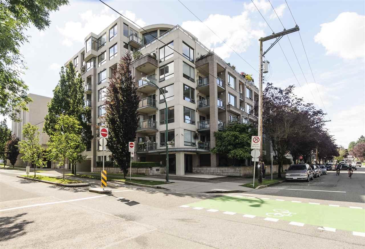 Sold: 204 - 1888 York Avenue, Vancouver, BC
