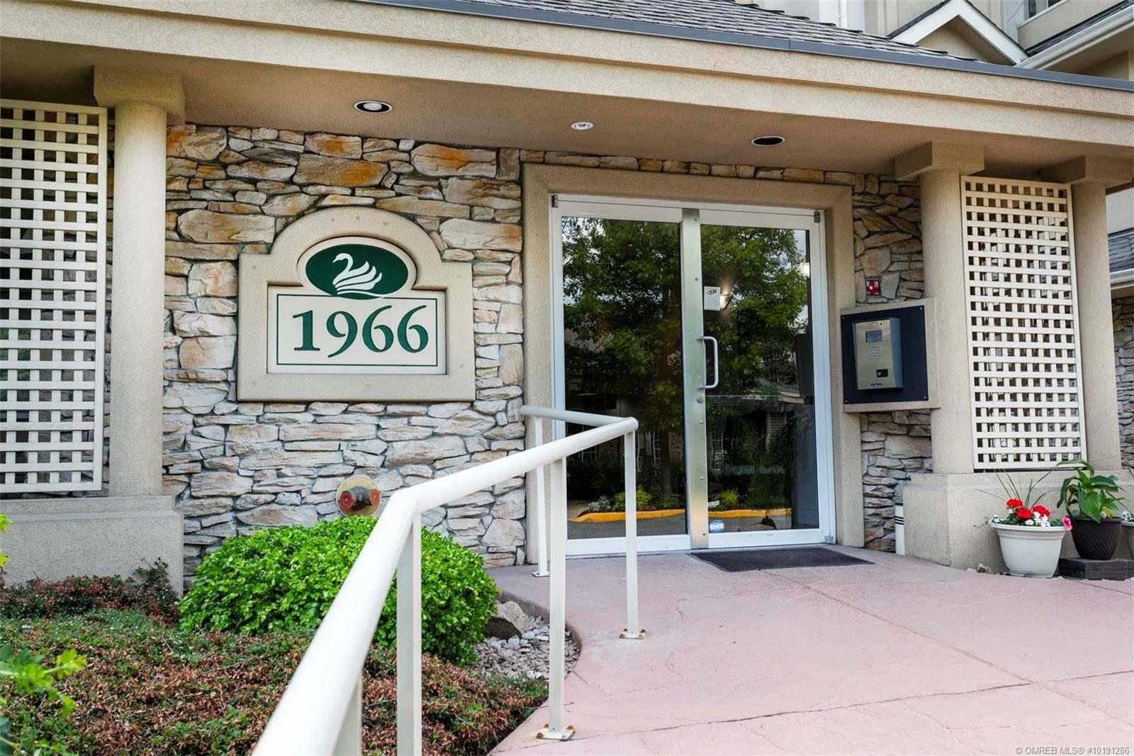 Condo for sale at 1966 Enterprise Wy Unit 204 Kelowna British Columbia - MLS: 10191286