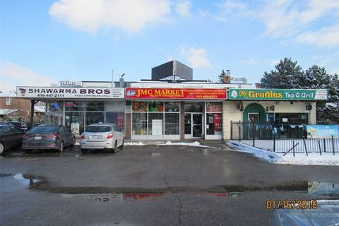 Commercial property for lease at 2167 Victoria Park Ave Apartment 204 Toronto Ontario - MLS: E4404170