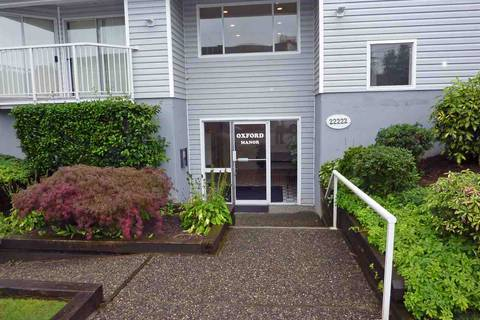Condo for sale at 22222 119 Ave Unit 204 Maple Ridge British Columbia - MLS: R2399003