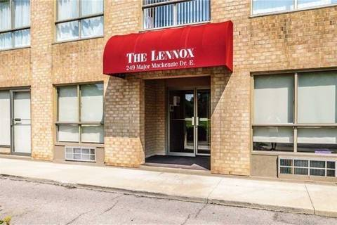 Apartment for rent at 249 Major Mackenzie Dr Unit 204 Richmond Hill Ontario - MLS: N4478090