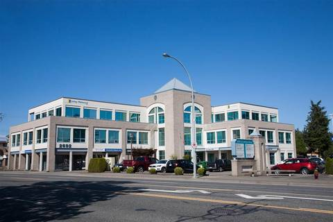 Commercial property for lease at 2692 Clearbrook Rd Apartment 204 Abbotsford British Columbia - MLS: C8020978