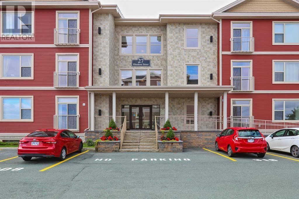 House for sale at 27 Rhodora St Unit 204 St. John's Newfoundland - MLS: 1201197