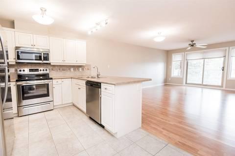 Condo for sale at 278 Suder Greens Dr Nw Unit 204 Edmonton Alberta - MLS: E4155273