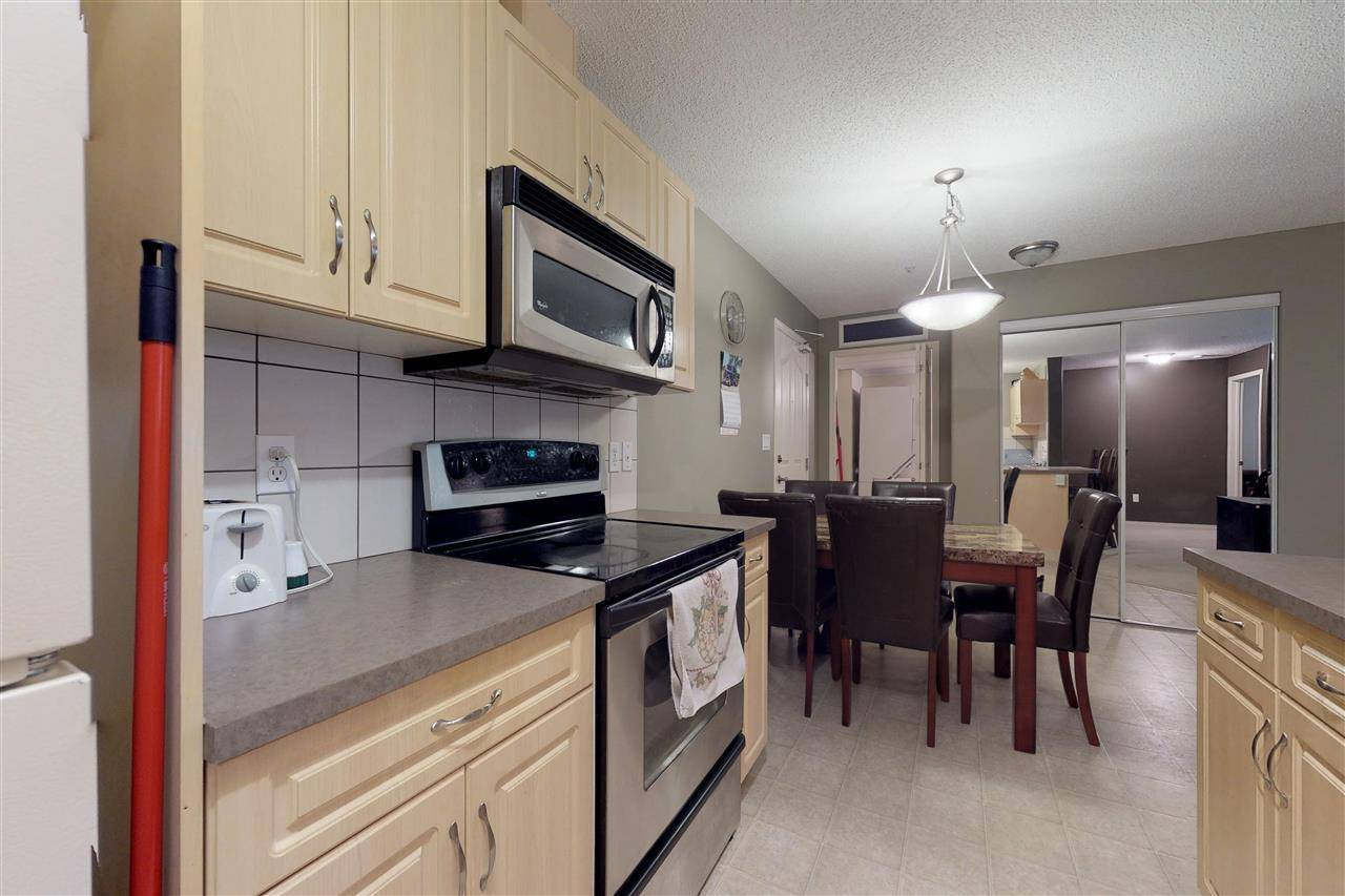 Condo for sale at 279 Suder Greens Dr Nw Unit 204 Edmonton Alberta - MLS: E4168253