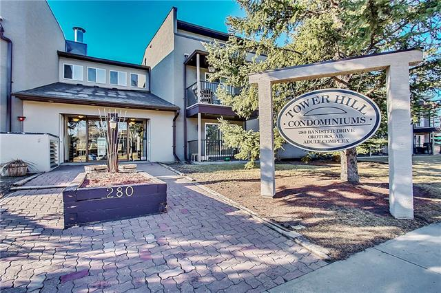 For Sale: 204 - 280 Banister Drive, Okotoks, AB | 2 Bed, 1 Bath Condo for $145,000. See 28 photos!