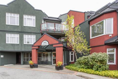 Condo for sale at 2800 Chesterfield Ave Unit 204 North Vancouver British Columbia - MLS: R2453434