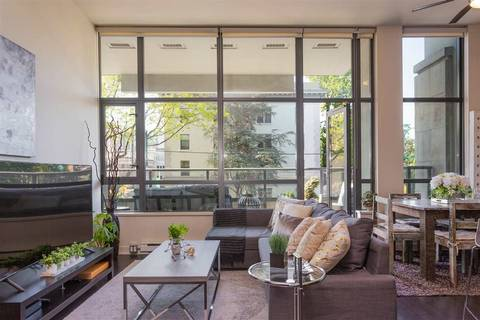 Condo for sale at 2851 Heather St Unit 204 Vancouver British Columbia - MLS: R2454883