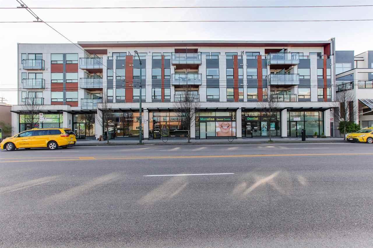 Buliding: 2858 West 4th Avenue, Vancouver, BC