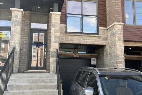 Townhouse for rent at 30 Times Square Blvd Unit 204 Hamilton Ontario - MLS: X4636042