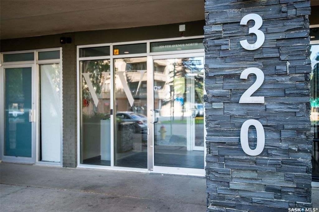 Condo for sale at 320 5th Ave N Unit 204 Saskatoon Saskatchewan - MLS: SK809831
