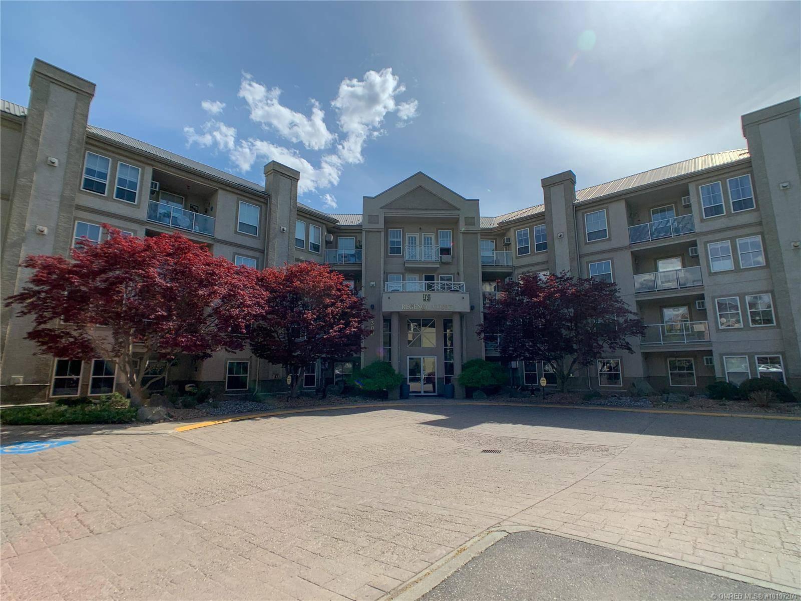 Condo for sale at 3300 Centennial Dr Unit 204 Vernon British Columbia - MLS: 10197209