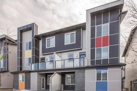Townhouse for sale at 355 Redstone Walk/walkway Northeast Unit 204 Calgary Alberta - MLS: C4276370