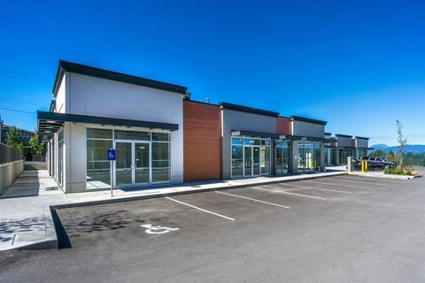 Commercial property for sale at 3710 Townline Rd Unit 204 Abbotsford British Columbia - MLS: C8008426