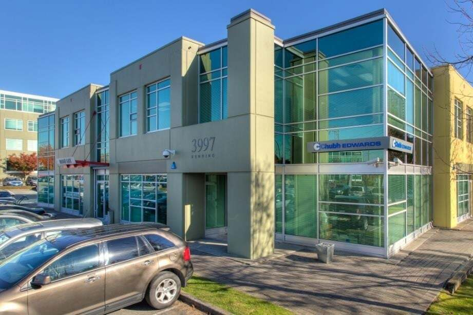 Commercial property for lease at 3997 Henning Dr Apartment 204 Burnaby British Columbia - MLS: C8031581
