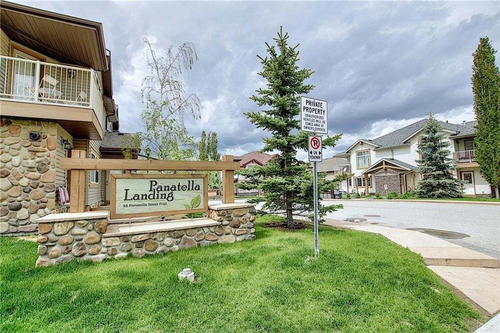 Townhouse for sale at 40 Panatella Ld NW Unit 204 Panorama Hills, Calgary Alberta - MLS: C4297555