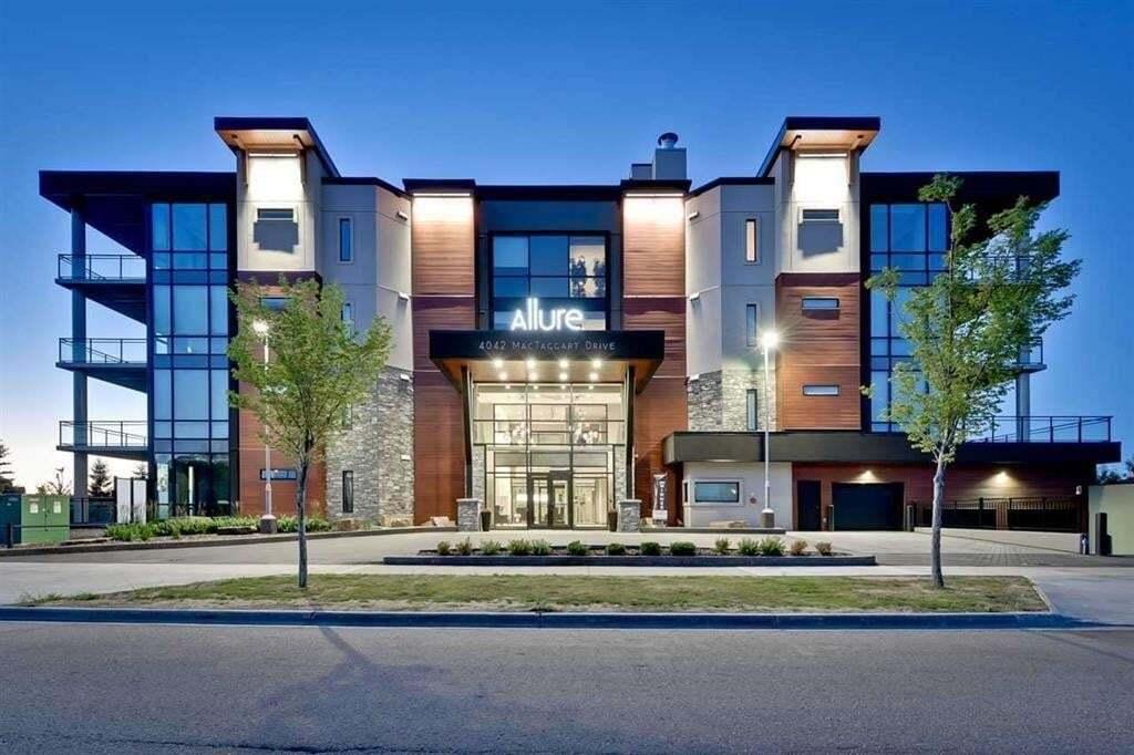 Condo for sale at 4042 Mactaggart Dr NW Unit 204 Edmonton Alberta - MLS: E4211106