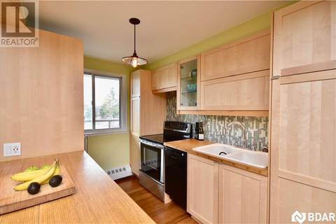 Condo for sale at 414 Blake St Unit 204 Barrie Ontario - MLS: 30733817
