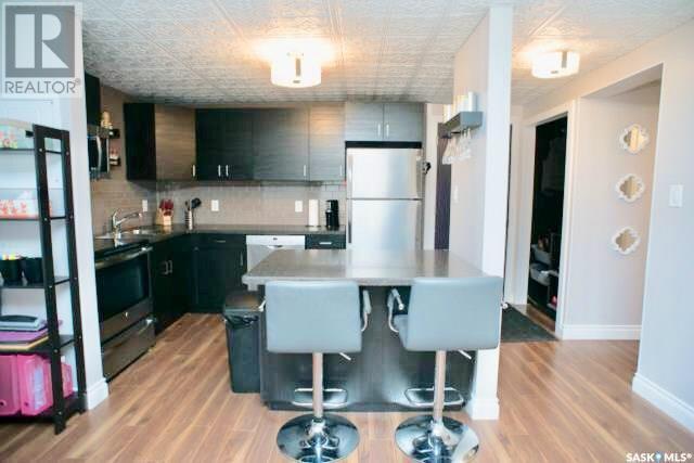 Buliding: 415 3rd Ave N, Saskatoon, SK