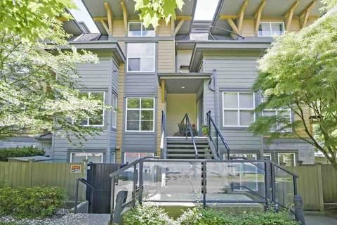 Townhouse for sale at 4155 Central Blvd Unit 204 Burnaby British Columbia - MLS: R2375669