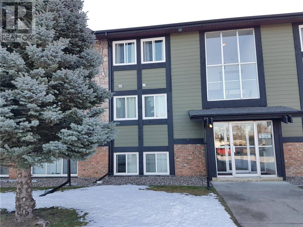 Condo for sale at 4200 Forestry Ave S Unit 204 Lethbridge Alberta - MLS: ld0184442
