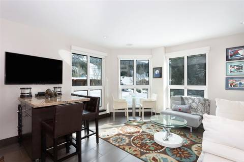 Condo for sale at 4557 Blackcomb Wy Unit 204 Whistler British Columbia - MLS: R2347073