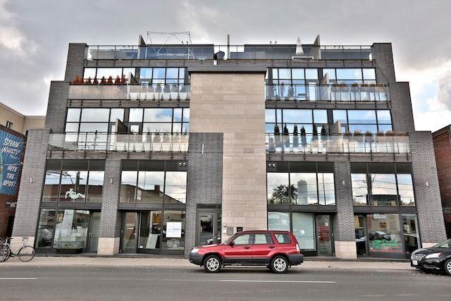 Annex Loft Houses Condos: 483 Dupont Street, Toronto, ON