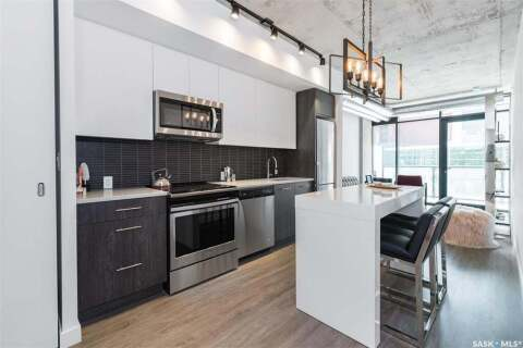 Condo for sale at 490 2nd Ave S Unit 204 Saskatoon Saskatchewan - MLS: SK802996