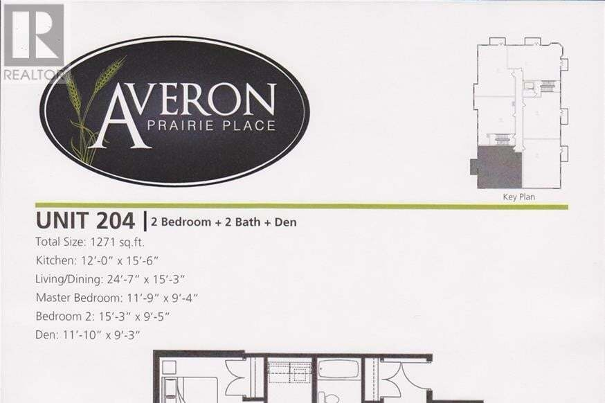 Condo for sale at 510 4th Ave Unit 204 Rosthern Saskatchewan - MLS: SK823826