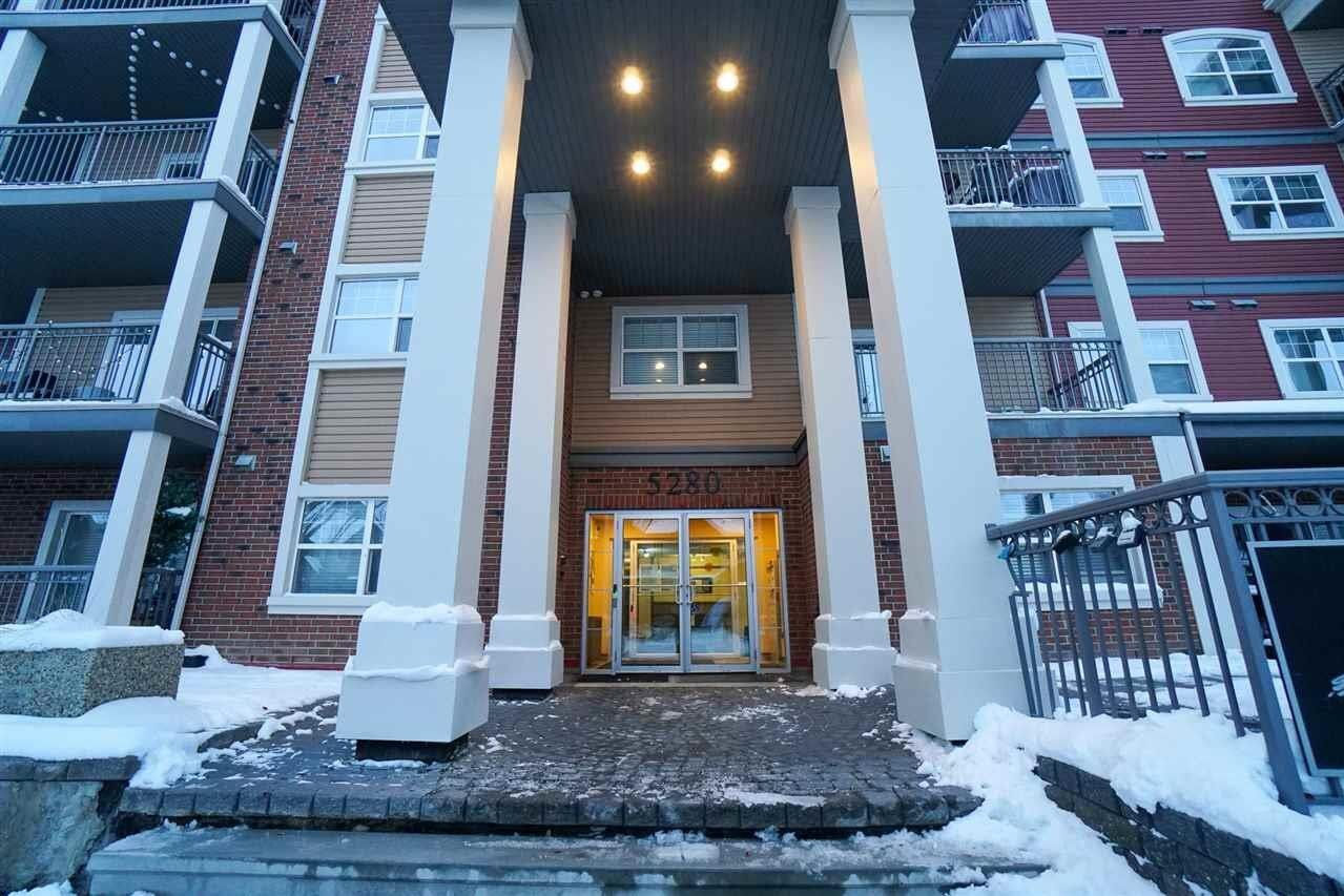 Condo for sale at 5280 Terwillegar Bv NW Unit 204 Edmonton Alberta - MLS: E4220665