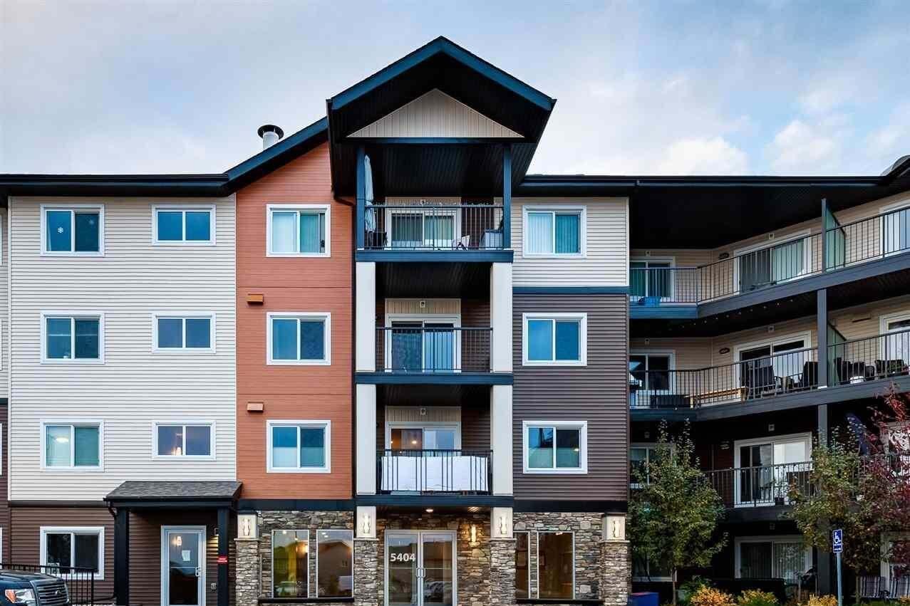Condo for sale at 5404 7 Av SW Unit 204 Edmonton Alberta - MLS: E4218387
