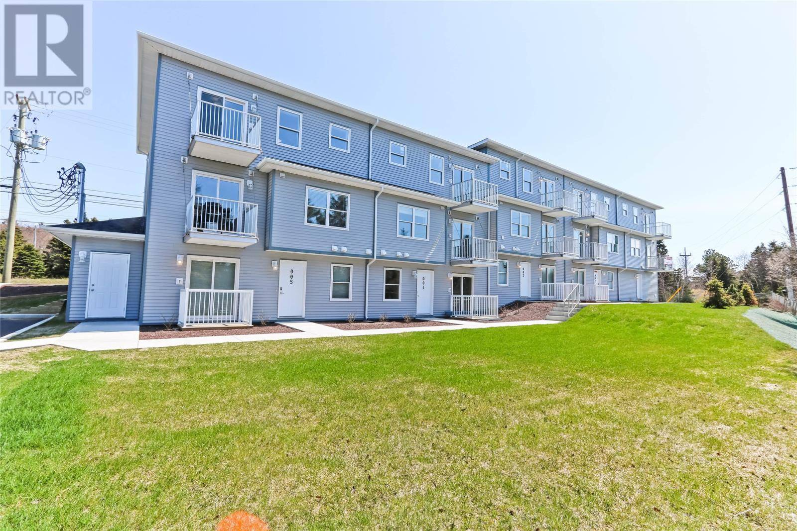 House for sale at 56 Bay Bulls Rd Unit 204 St. John's Newfoundland - MLS: 1200773
