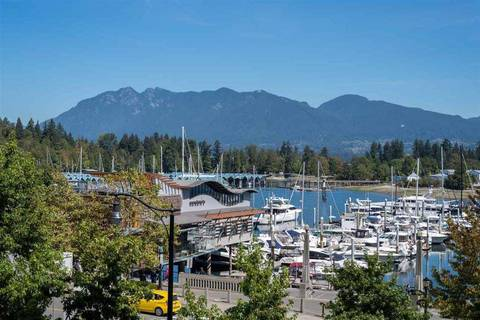 Townhouse for sale at 590 Nicola St Unit 204 Vancouver British Columbia - MLS: R2369126