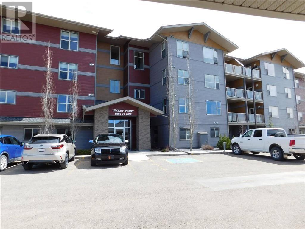 Condo for sale at 5901 71 Ave Unit 204 Rocky Mountain House Alberta - MLS: ca0192708