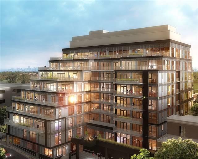 Sold: 204 - 6 Parkwood Avenue, Toronto, ON