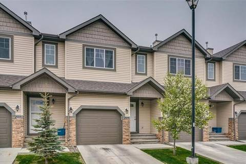 Townhouse for sale at 620 Luxstone Landng Southwest Unit 204 Airdrie Alberta - MLS: C4285207