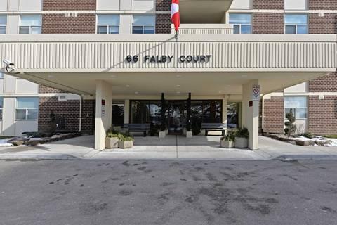 Condo for sale at 66 Falby Ct Unit 204 Ajax Ontario - MLS: E4690449