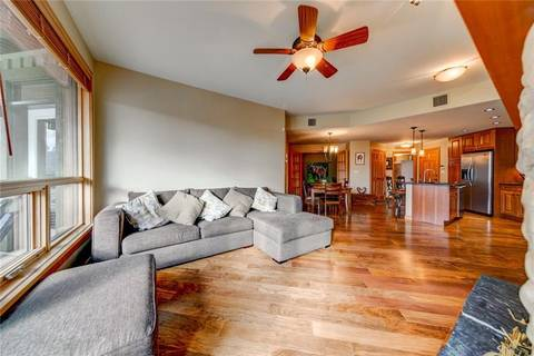 Condo for sale at 701 Benchlands Tr Unit 204 Benchlands, Canmore Alberta - MLS: C4211053