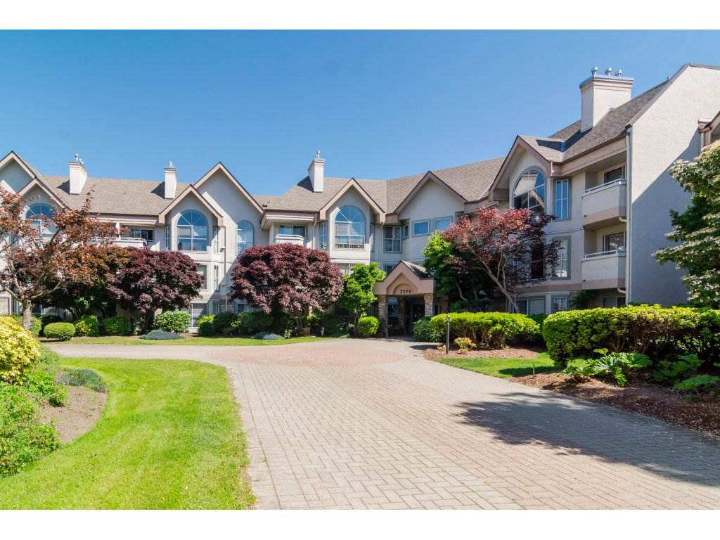 For Sale: 204 - 7171 121st Street, Surrey, BC | 2 Bed, 2 Bath Condo for $379,800. See 20 photos!